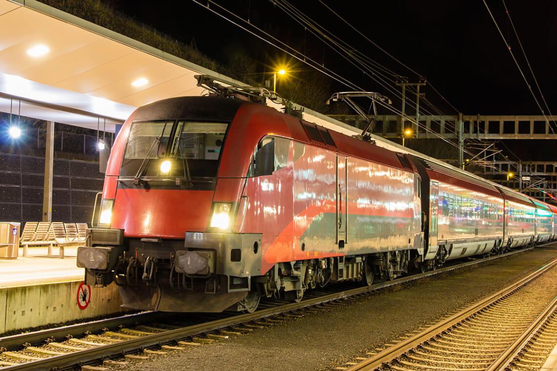 Anreise per Bahn nach Großarl, Klausbauer Bauernhofurlaub