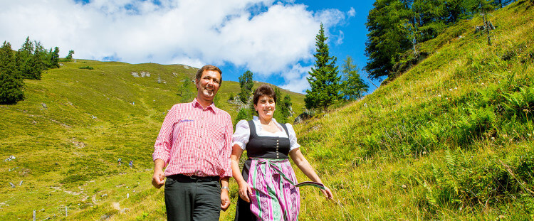 Klausbauer - Bauernhofurlaub in Großarl, Salzburger Land