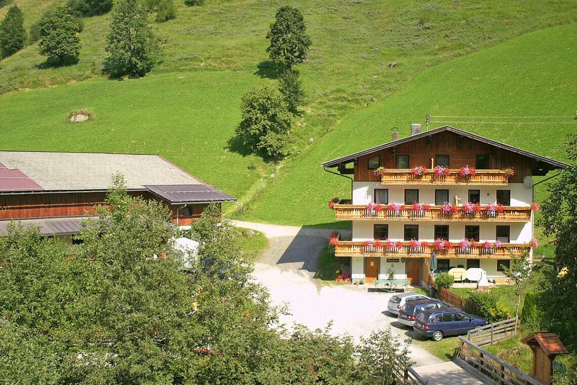 Bauernhofurlaub beim Klausbauer in Großarl, Salzburger Land