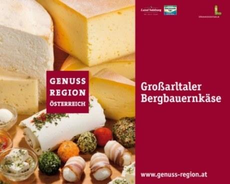 Genussregion Österreich - Loosbühelalm in Großarl, Großarltal, Salzburger Land