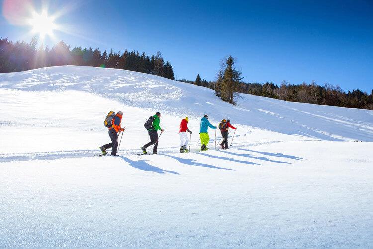 Schneeschuhwandern - Winterurlaub in Großarl, Großarltal