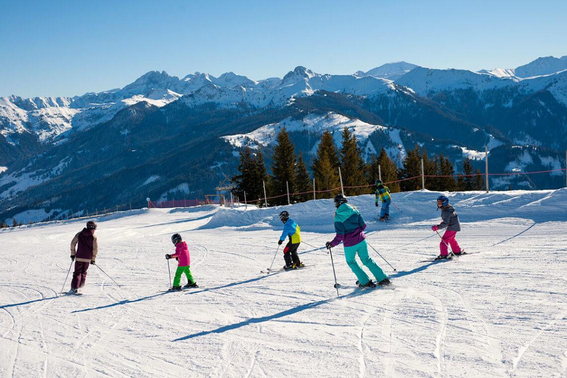 Skiurlaub - Winterurlaub in Großarl, Großarltal