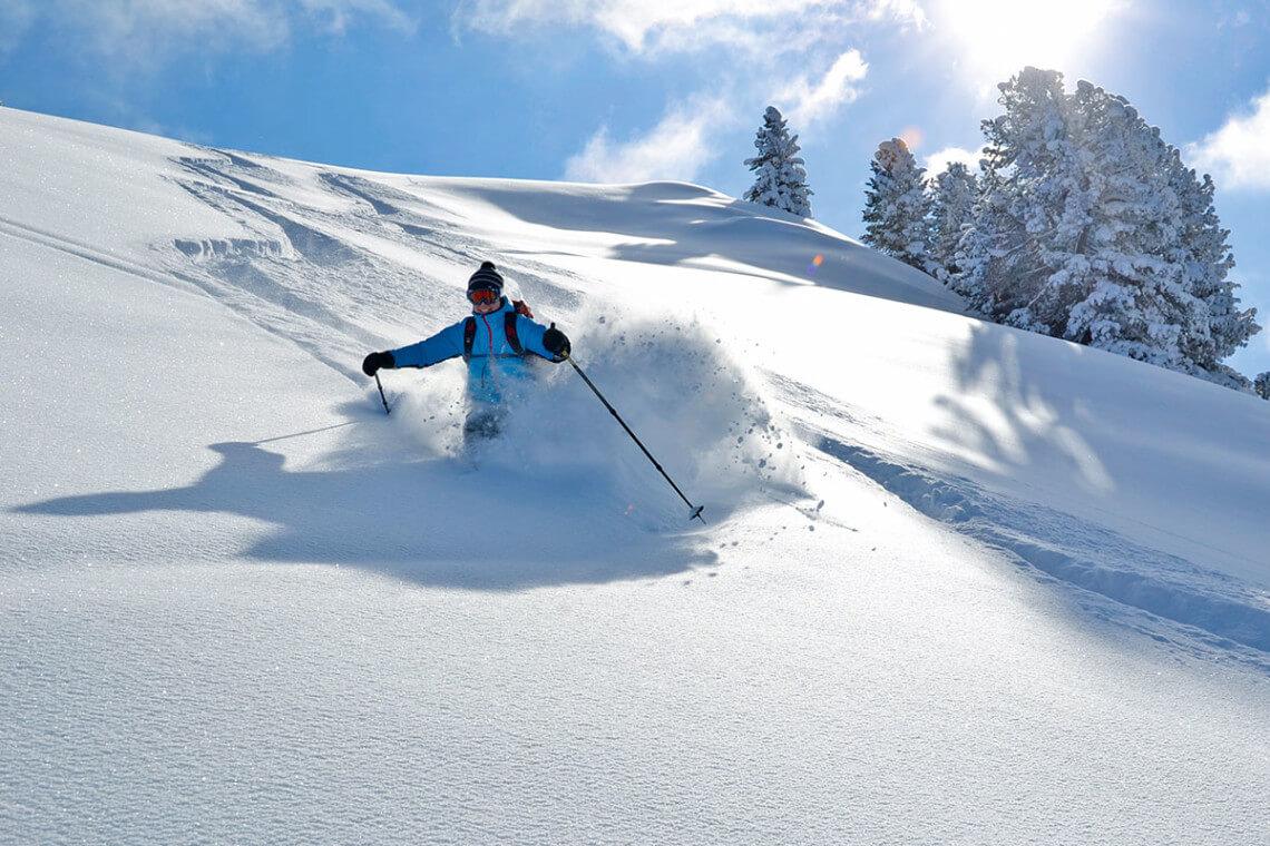 Skitouren - Winterurlaub in Großarl, Großarltal