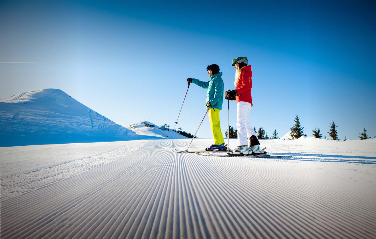 Skifahren in Großarl - Klausbauer - Urlaub am Bauernhof