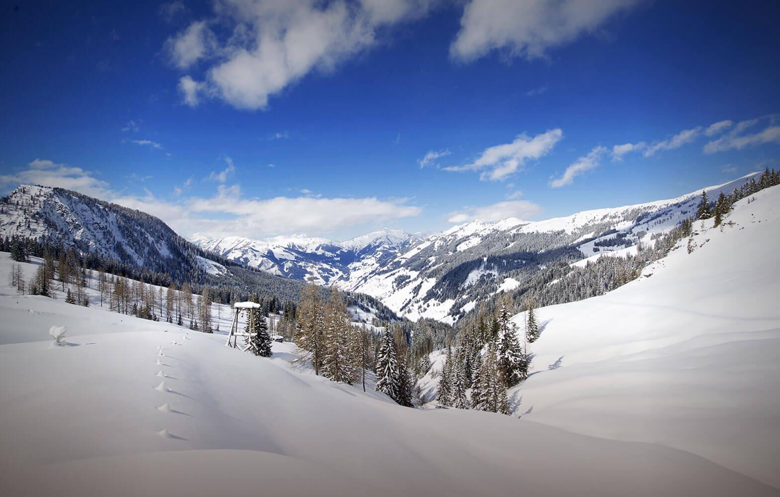 Winterurlaub beim Klausbauer in Großarl